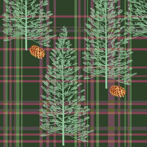 Rrextralarge_raspberry_pinetrees_pinecones_shop_preview