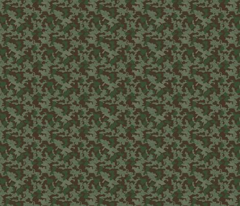 1/6 Scale Luftwaffe Splinter B fabric by ricraynor on Spoonflower - custom fabric
