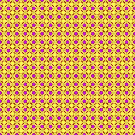 Double_Lattice_1 fabric by fireflower on Spoonflower - custom fabric