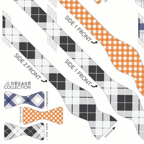 BOWTIE DIY: Degage Collection