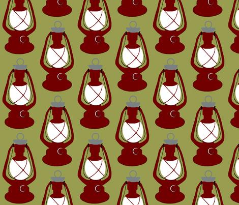 Lantern  fabric by paragonstudios on Spoonflower - custom fabric