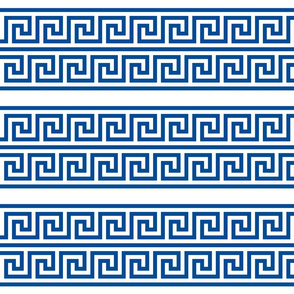 Greek Key double row border
