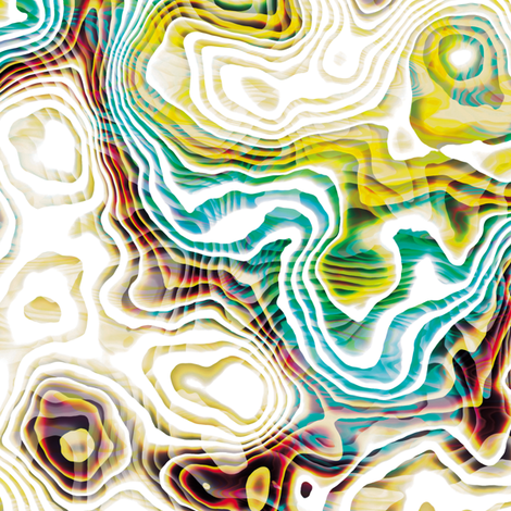 Turbulent 4 fabric by animotaxis on Spoonflower - custom fabric