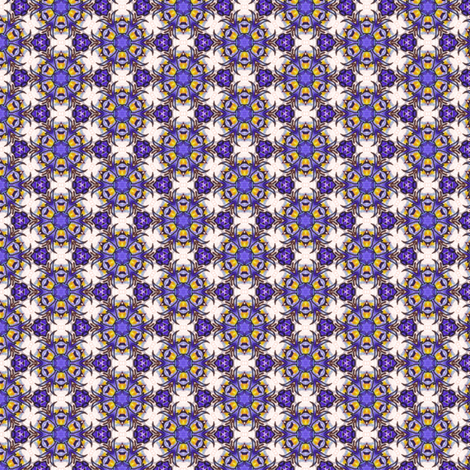 Hariha's Grassflower fabric by siya on Spoonflower - custom fabric