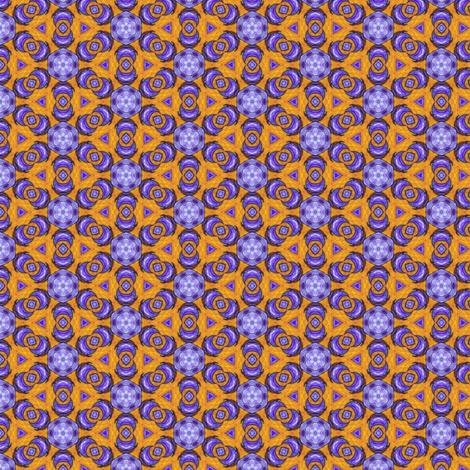 Hariha's Stars and Triangles fabric by siya on Spoonflower - custom fabric