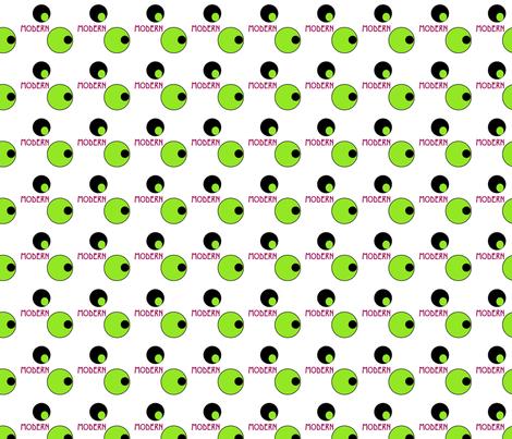 tiled_modern_olives fabric by zippyartist on Spoonflower - custom fabric
