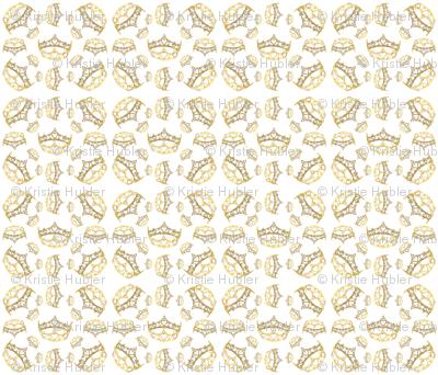 Queen Of Hearts Crown By Kristie Hubler
