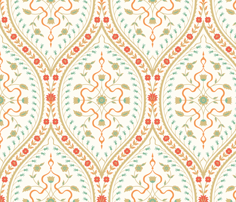 Serpentine 784 fabric by muhlenkott on Spoonflower - custom fabric