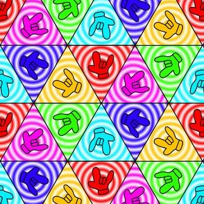 ILY Rainbow