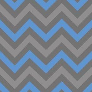 Robot Chevron (Blue)