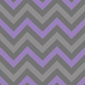 Robot Chevron (Purple)