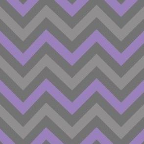 Robot Chevron (Purple)