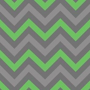 Robot Chevron (Green)