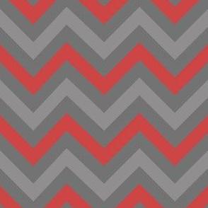 Robot Chevron (Red)