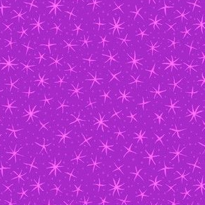 stellate whimsy in magenta