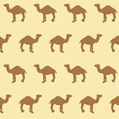 Gingerbread Camels
