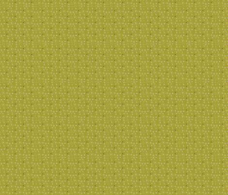 Green Dog fabric by higgiwiggi on Spoonflower - custom fabric