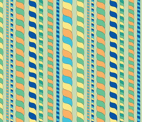 Spring morning fabric by stewsha on Spoonflower - custom fabric