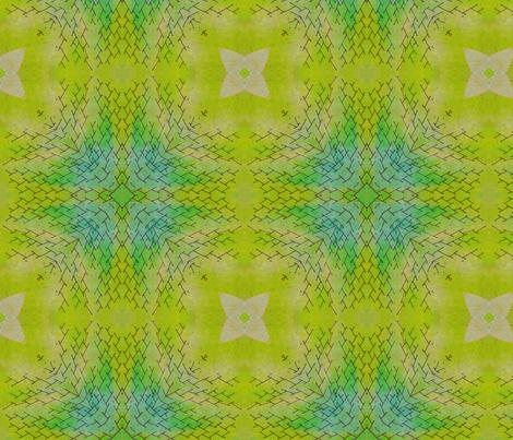 Painted 9 fabric by feebeedee on Spoonflower - custom fabric