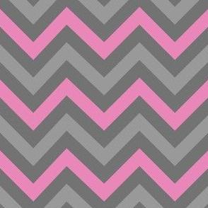 Robotika Chevron (Pink)