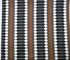 School Days Marbles Vertical Stripe