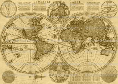 Davids World Map