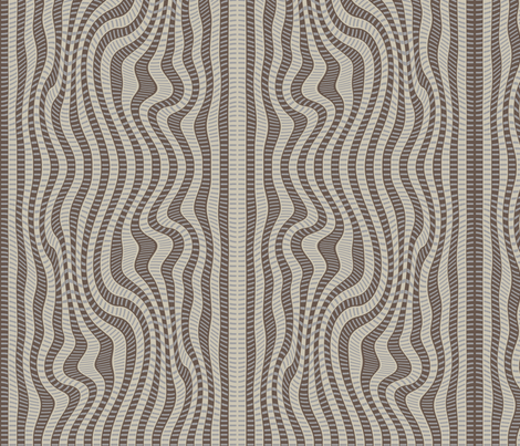 Cream Marks (light) fabric by david_kent_collections on Spoonflower - custom fabric