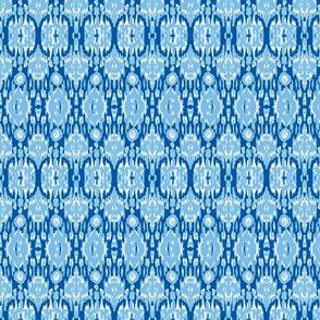 Frosty Blue