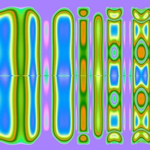 Retro Neon Stripe