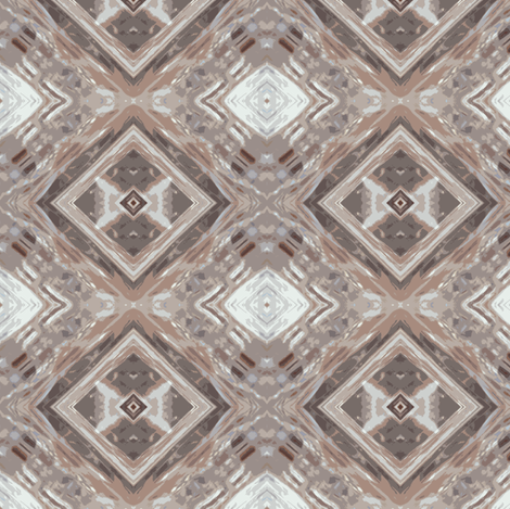 On the Rocks, variation small fabric by susaninparis on Spoonflower - custom fabric