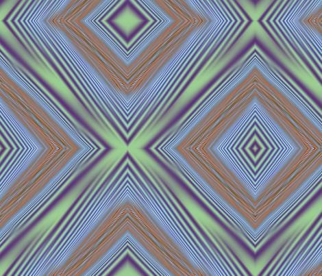 Stripey Stripes fabric by yewtree on Spoonflower - custom fabric