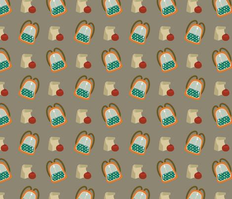 Backpacks & lunch sacks fabric by shelliquinn on Spoonflower - custom fabric
