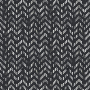 chevron lines grey