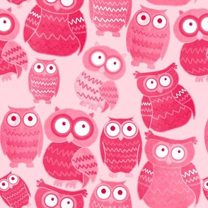 Pink Owls