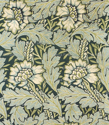 William morris leaves