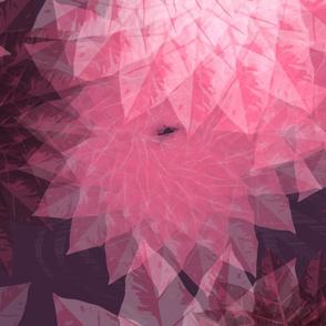 Taro Blooms Pattern