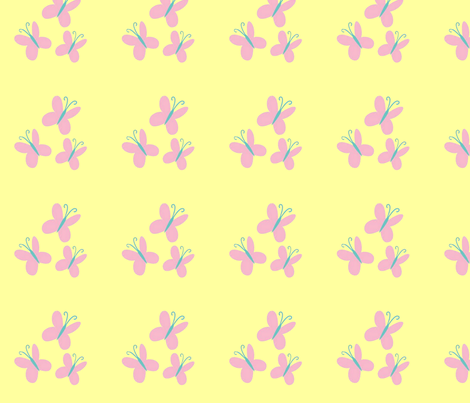 Flutters fabric by mörky_muffin on Spoonflower - custom fabric