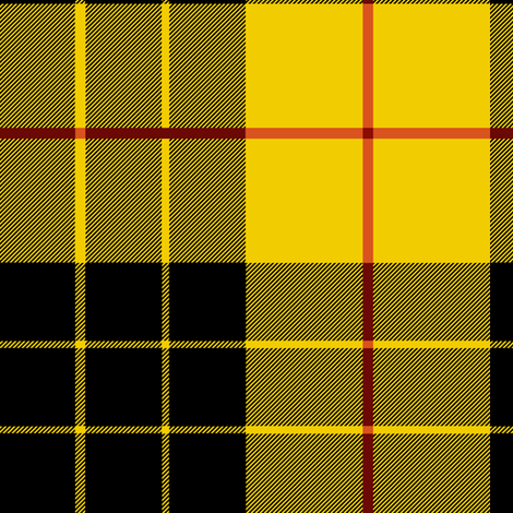 MacLeod Plaid fabric by peacoquettedesigns on Spoonflower - custom fabric