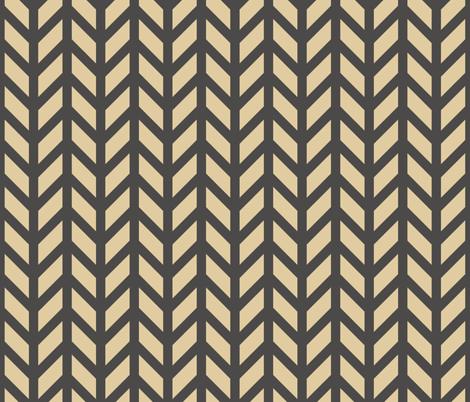 Monotone Chevron fabric by creative_merritt on Spoonflower - custom fabric