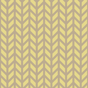 Gold Chevron
