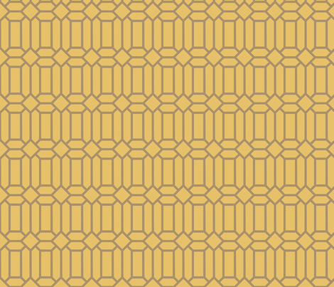 Bronze Tudor Glass fabric by creative_merritt on Spoonflower - custom fabric