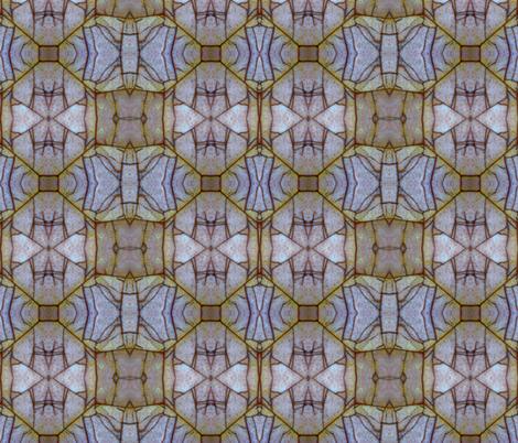 Cathedral (Birdseye Rhyolite) fabric by prettyrockdesigns on Spoonflower - custom fabric