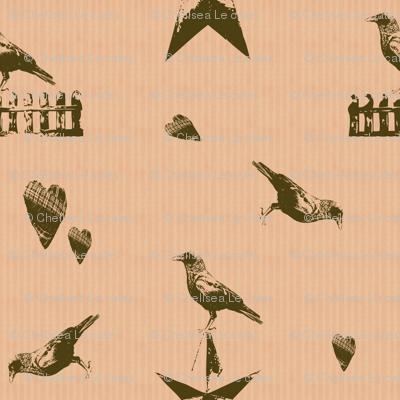 Primitive Crows