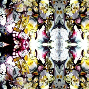DRE DESIGNS CHROMATIC ABSTRACT 167