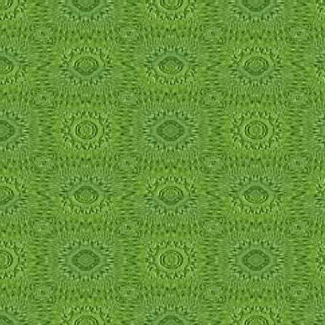 TAHITI GREEN fabric by bluevelvet on Spoonflower - custom fabric