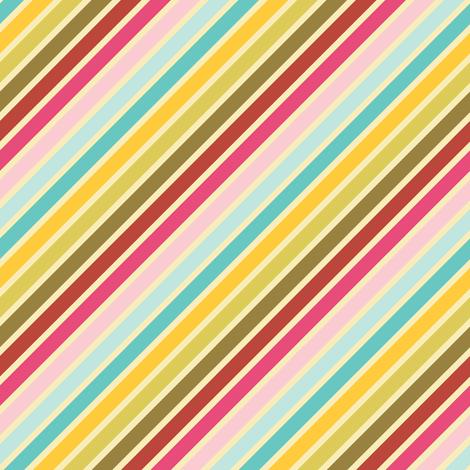 DIAG_STRIPES fabric by natasha_k_ on Spoonflower - custom fabric