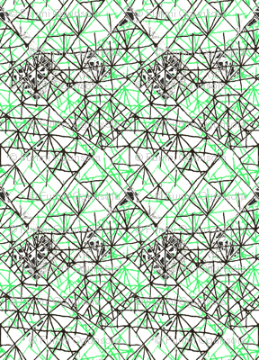 lines-green
