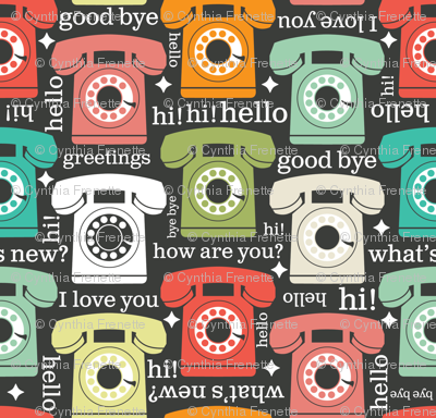 Hello I Love You- Ring Ring