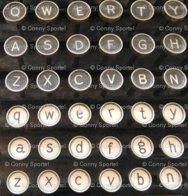 QWERTY-qwerty-typerwriter