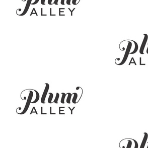 8in wide Plum Alley